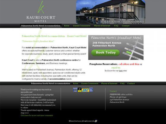 Kauri Court