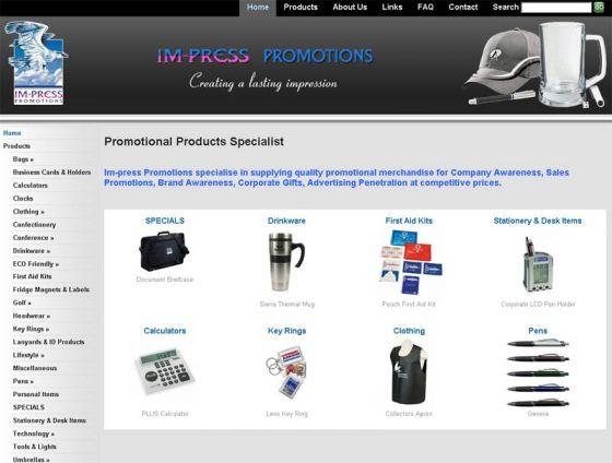 Im-Press Promotions