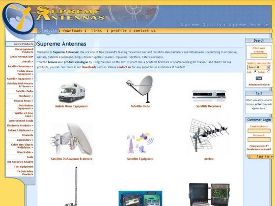 Supreme Antennas