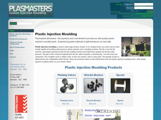 Plasmasters