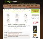 Websites That Sell:Community Websites Website Types:Hospotrade